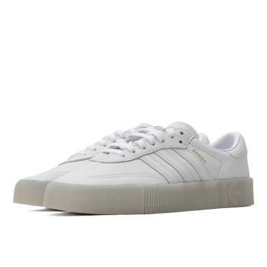 adidas Originals阿迪三葉草女子SAMBAROSE WLIFESTYLE GENERALIST休閑鞋D96702