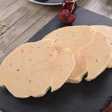 法式鵝肝A級 新鮮冷凍肥鵝肝500克切片分裝寶寶輔食即食生鵝肝