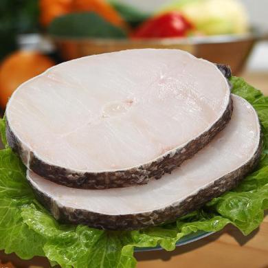 【兩份送100克蝦仁】崇鮮深海銀鱈魚500g法國進口鱈魚 新鮮 寶寶輔食鱈魚片