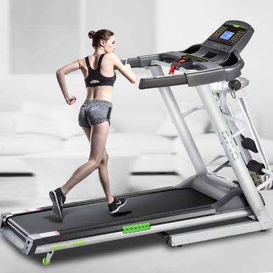 家用款跑步机多功能折叠小型室内健身器材电动静音跑步机5111CBM