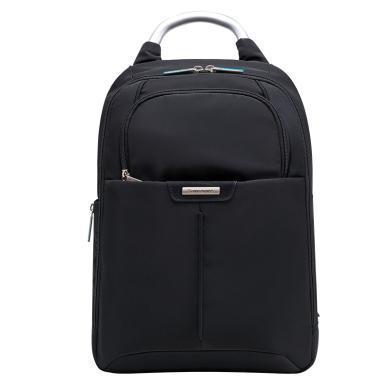 新秀丽 韩版休闲旅行背包 男女13英寸商务电脑包拉链双肩包BP2