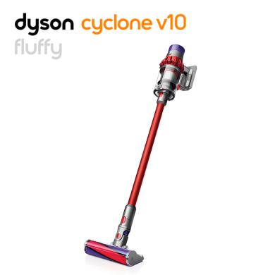 戴森(Dyson) 吸塵器 手持吸塵器 家用除螨無線 V10 Fluffy