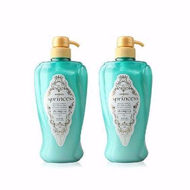 2瓶*日本ESPRINCESS/魔法香氣 洗發水 600ML