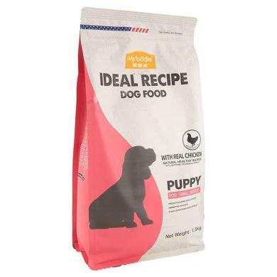 寵物狗糧麥富迪幼犬糧通用型全價小型犬泰迪博美貴賓天然糧雞肉味幼犬糧