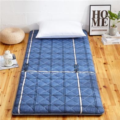 【下單減10元】VIPLIFE磨毛加厚軟床墊 榻榻米床墊 家庭/學生宿舍床墊
