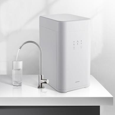 九牧100G家用直飲RO反滲透自來水過濾器純水凈水凈化器JRO41-0101