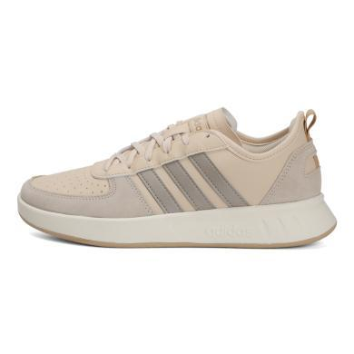 adidas阿迪達斯2019女子COURT80S網球場下休閑網球鞋EE9835