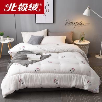 北极绒家纺床上用品舒适冬被被芯秋冬被单双人被 民宿被芯 酒店被芯 宿舍被芯 BXM0007