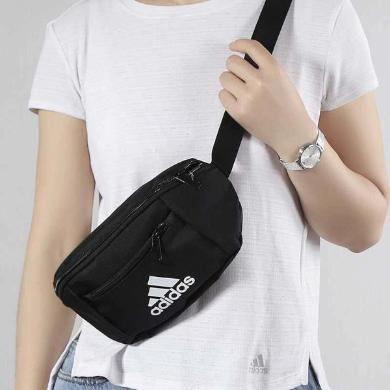 Adidas阿迪达斯腰包男包女包 2019新款小包腰包单肩包斜挎包 ED6876