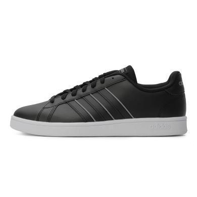 adidas阿迪達斯2019中性GRAND COURT BASE網球場下休閑網球鞋EG5940