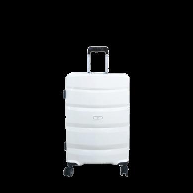 Rain&home時尚鋁框行李箱登機旅行箱