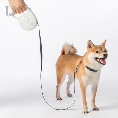 佐敦朱迪寵物伸縮牽引繩 自動遛狗繩小型犬大型犬寵物狗鏈