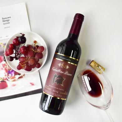 西班牙進口 卡貝列紅葡萄酒 750ml