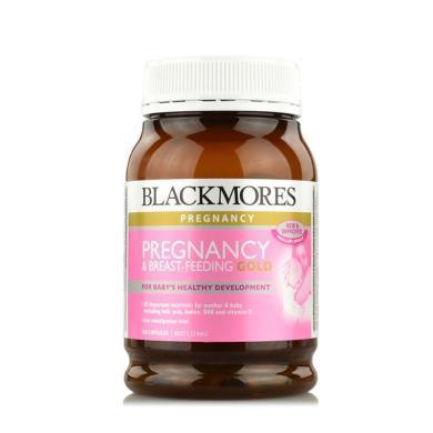 【支持購物卡】澳洲澳佳寶Blackmores孕婦黃金素 180粒 呵護女性