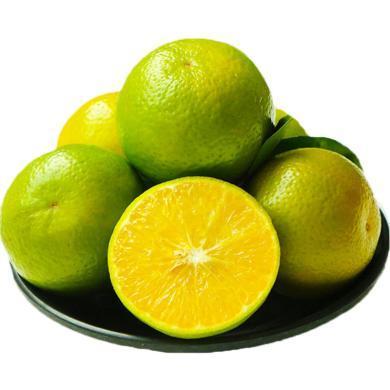 华朴上品 广西皇帝柑 柑橘子贡柑带箱8斤礼盒装38个左右新鲜水果