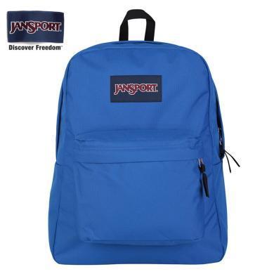 JanSport杰斯伯双肩包女学生书包纯色男士女士背包T501系列