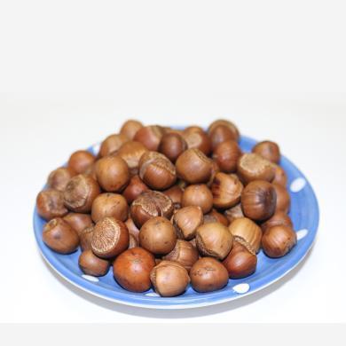【東北特產】大興安嶺特產  堅果榛子500g 零食 大開口 榛子 原味 零食 堅果