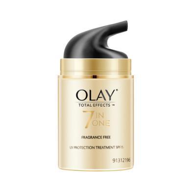 【支持購物卡】OLAY 玉蘭油 多效修護霜 補水保濕提亮膚色亮白面霜 50克