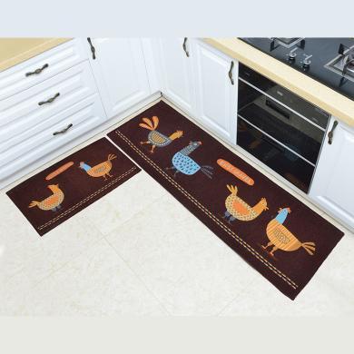 【多色可选/下单减10元】VIPLIFE多尼尔厨房地垫 新款地垫地毯
