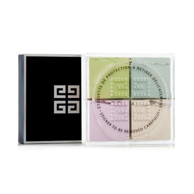【支持購物卡】1盒*法國紀梵希輕盈無痕明星四色散粉1號 4x3g(四宮格 定妝粉 細膩粉質 控油)香港直郵
