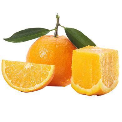 【正常发货 顺丰包邮】赣南脐橙   橙子 香醇浓厚  新鲜水果 5-9斤装