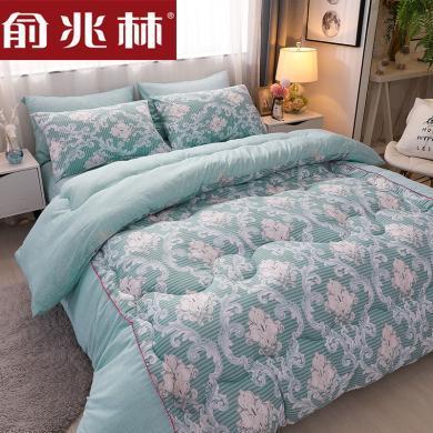 俞兆林家纺床上用品冬被舒适柔软冬被被芯学生宿舍被芯 YSL0005