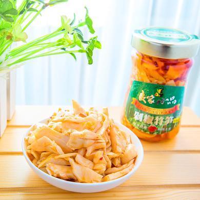 良家小品剁椒竹笋230g 剁辣椒笋制品酱腌菜蔬菜罐头