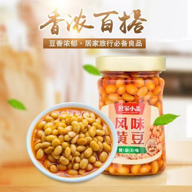 良家小品风味黄豆230g下饭菜