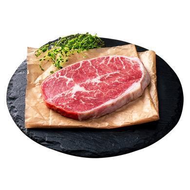 林肯興源 進口原切牛排套餐6片裝米龍西冷板腱 家庭套裝