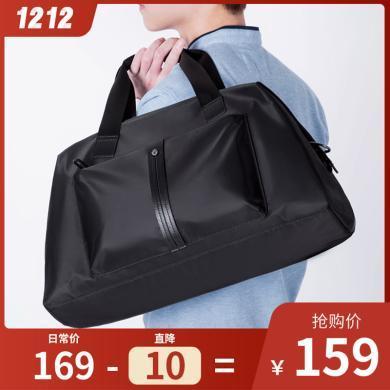 高尔夫手提旅行包男短途出差旅游大容量轻便行李袋运动收?#23665;?#36523;包 D962989