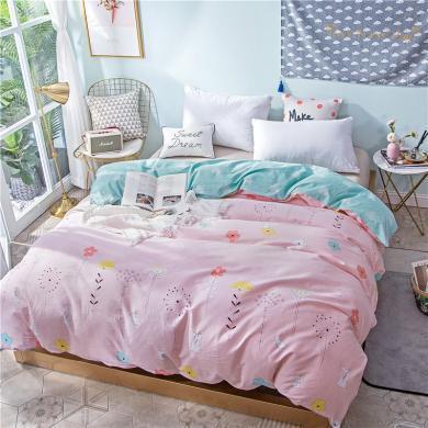 DREAM HOME 純棉被套單人床雙人學生宿舍單品全棉被罩 單被套 82802/104787