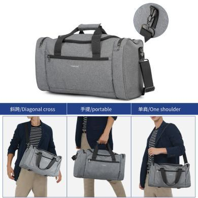 泰格奴男士單肩包大容量多功能手提包旅行戶外大容量包T-N1018