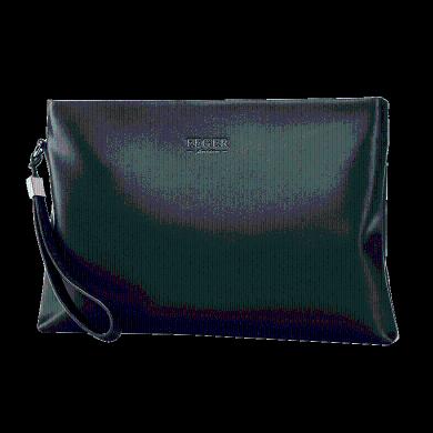 斐格男士手包休闲手拿包牛皮商务手抓包大容量皮包包简约夹包男包6027