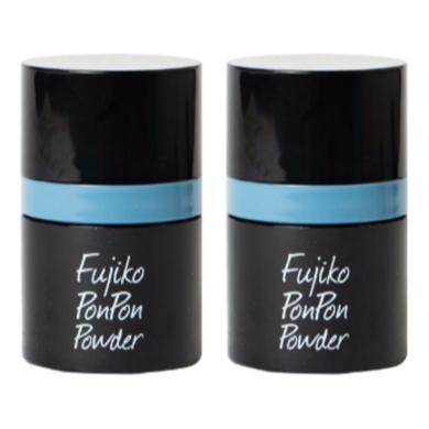 【支持購物卡】2件裝 日本FUJIKO PONPON 蓬蓬粉頭發劉海蓬松劑免洗去油吸油發神器 8.5G