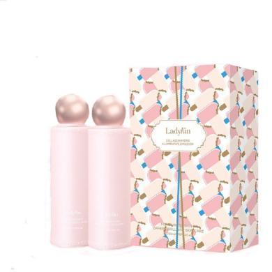 【支持購物卡】2支裝 韓國 LADYKIN/蕾蒂金 膠原蛋白身體乳 200ML