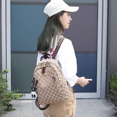 GSQ 古思奇 雙肩包女新款女士手提單肩包女包背包女包NG1448