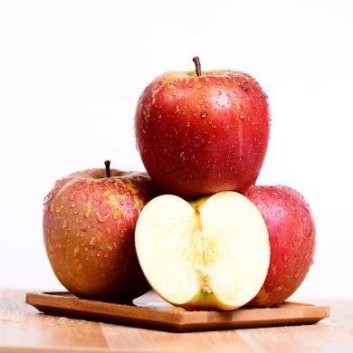 華樸上品 陜西洛川野生丑蘋果5斤9-12個 新鮮蘋果