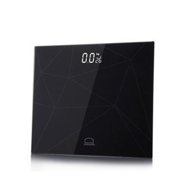 樂扣樂扣(lock&lock) LSC-B67FU 魅影電子體重秤