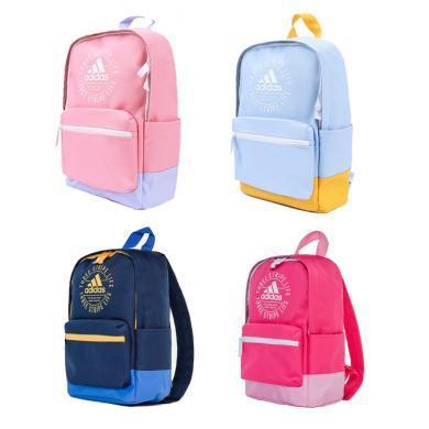 Adidas阿迪达斯儿童包mini男女童小书包2019运动休闲双肩包背包EE1113(装A4纸大小书本)