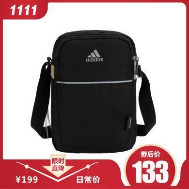 Adidas阿迪达斯单肩包男包女包2019新款运动包休?#34892;?#25358;AJ4231