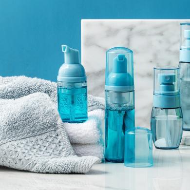佐敦朱迪慕斯起泡瓶洗发水泡沫洗手液瓶子按压式洗面奶起泡器打泡器分装瓶出差旅行便携