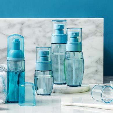 佐敦朱迪旅行分裝瓶套裝噴瓶小噴壺化妝品噴霧瓶補水細霧噴水瓶超細空瓶子