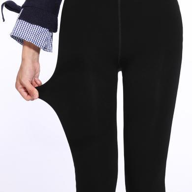【支持購物卡】韓國secret crown秘密之冠瘦腿褲襪秋冬加絨保暖壓力打底厚2000D