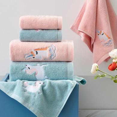 VIPLIFE高端优质全棉毛巾/浴巾【青春款】