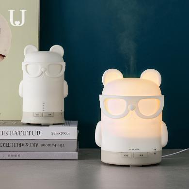 佐敦朱迪迷你可愛加濕器家用靜音創意卡通學生臥室小型補水噴霧器
