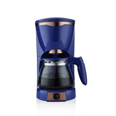 樂扣樂扣(lock&lock)EJC547BLU 電熱咖啡壺