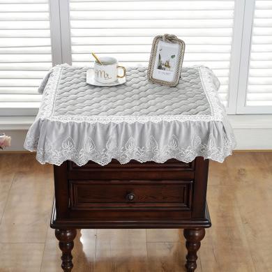 VIPLIFE床頭柜墊 加厚防滑水晶絨床頭柜墊子【床頭柜墊系列】