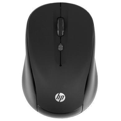 惠普(HP)FM510a 无线鼠标 商务办公便携鼠标 笔记本台式电脑办公光学鼠标 黑色