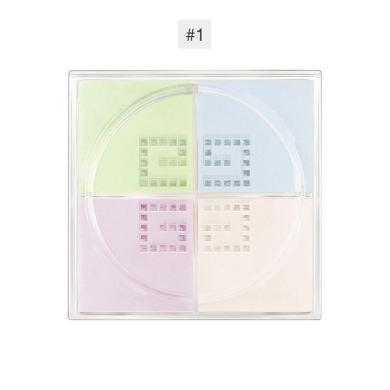 【支持购物卡】法国 GIVENCHY/纪梵希 四宫格散粉蜜粉 1号色2# 5# 7# 多色可选