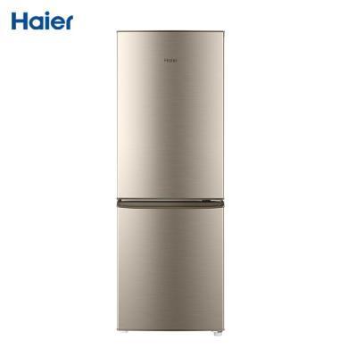 Haier/海爾冰箱兩門180升小型家用雙門租房經濟靜音宿舍迷你電冰箱 BCD-180TMPS